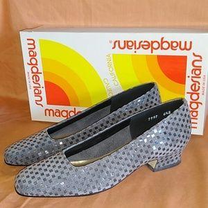 California Magdesians  Heels - size 6 1/2 S